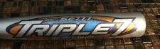 Easton Triple 7 Scadium Baseball Bat Lz700 31�/18.5 Oz 2-1/4� Barrel (-12.5)