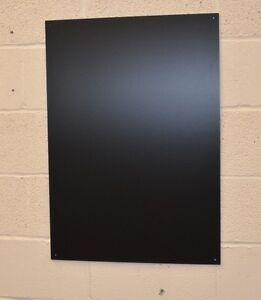 Wall-Mounted Unframed Chalkboards - Unframed - liquid chalk