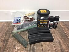 Lot Airsoft Accessories: BBs, High Capacity Magazines, Speedloader, Silicone Oil