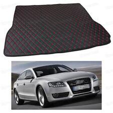 Anti Scrape Leather Car Trunk Mat Carpet Fit for Audi A5 Sportback 2010-2017