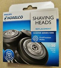 NEW Philips Norelco SH50/52 Single Pack Shaver Replacement Head - Series 5000