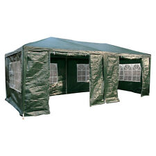 Airwave 3m X 6m Party Tent Marquee Gazebo Fully Waterproof 6 Sides Included