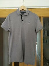 Men's Hollister Polo Shirt Medium