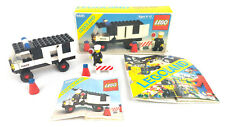 LEGO Vintage Legoland Town Police Van 6681 100% Complete with Box & Instructions