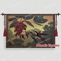 "Beautiful Kiss Flower Fine Art Tapestry Wall Hanging, Cotton 100%, 51""x36"", UK"