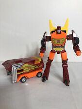 Transformers G1 Rodimus Prime Custom Trailer