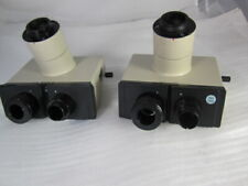 Olympus Microscope Trinocular Head For BH Series, takes 23mm eye pieces
