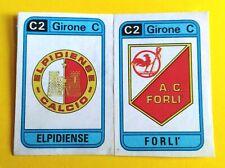 CALCIATORI PANINI 1983/84 Figurina N°571 ELPIDIENSE-FORLI' Scudetto SERIE C2 Rec