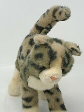 "Douglas Cuddle Toy Plush Tashette the Bengal Cat 9"" Soft Stuffed Animal"