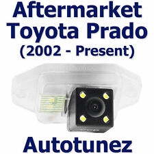 Reverse Rear View Parking Camera Toyota Landcruiser Prado 120 150 Series Tunezup