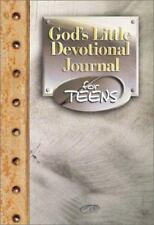 NEW God's Little Devotional Journal for Teens by Honor Books