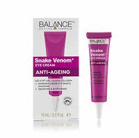 Snake Venom Anti-Ageing Eye Cream for Under-Eye Wrinkles/Bags/Shadows (Balance)