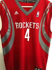 Official Red Houston Rockets (Smith) Medium Jersey In Excellent Condition