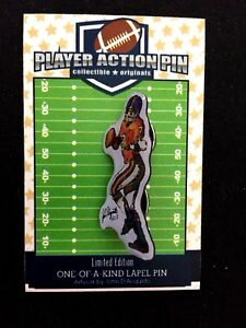 Denver Broncos John Elway jersey lapel pin-Classic Collectible-2X SB Champion