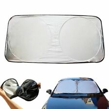 1 Pcs Car Front/Rear Window Foldable Jumbo Visor Sun Shade Windshield Cover Kit