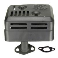 Muffler With Gasket Fits Honda GX120 GX140 GX160 GX200 18310-Zf1-000