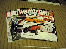 HOT ROD SEPT. - DEC. 2013