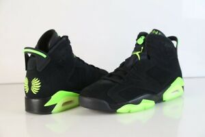 jordan 6 Electric Green (NO LOGO!!!)