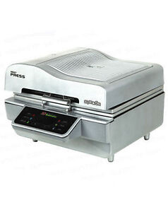 B GRADE Heat Press 3D Vacuum ST-3042 SUBLIMATION Oven Transfer Phone Plate Mug