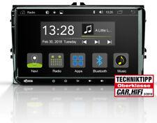 für VW Passat CC Polo 6R APP Android Auto Radio Navigation WiFi USB Bluetooth
