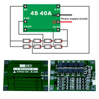 4S 40A Li-ion Lithium Battery Charger Lipo Cell Module PCB BMS Protector RI