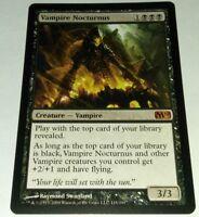 1x Magic the Gathering - M10 - Vampire Nocturnus MTG LP