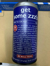 The Republic Of Tea Get Some Zzz's Herbal Tea For Rest Gourmet Rooibos Red Tea