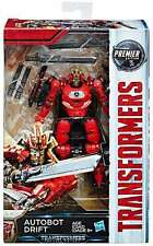 (P) HASBRO TRANSFORMERS MV5 THE LAST KNIGHT DELUXE AUTOBOT DRIFT PREMIER EDITION