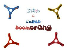 Boomerang boomerang for beginners and warm-up PROFESSIONAL quality 3 bladed