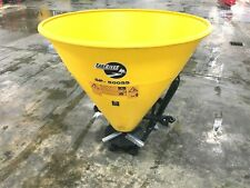 Poly Tar River Sp 500ss 3 Pt Spreaderseeder Free 1000 Mile Shipping From Ky
