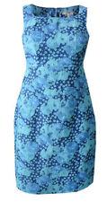 Vestiti da donna blu in misto cotone