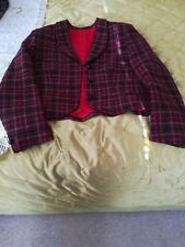 Harris tweed jacket 12