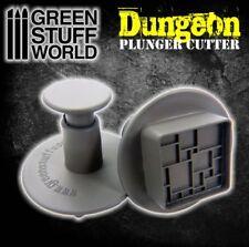 Dungeon Plunger Cutter - Tiles Basing Texture D&D warhammer 40k cobblestone