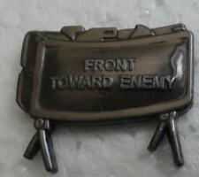 Claymore Mine Hat Pin