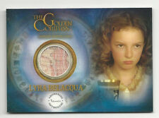 Dakota Blue Richards as Lyra The Golden Compass Pieceworks Costume Card #PW9