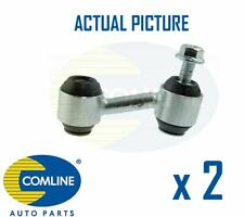 2 x REAR DROP LINK ANTI ROLL BAR PAIR COMLINE OE REPLACEMENT CSL7181