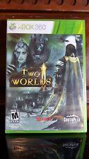 Two Worlds II 2 (Microsoft Xbox 360, 2011) BRAND NEW SEALED