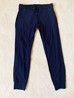 J CREW SKINNY TWILL SWEATPANT WOMEN'S Size Small A6970 NAVY New