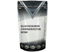 (5,32?/100g)Syglabs Glucosamin Chondroitin MSM 750mg - 500 Tabletten Vitamin C