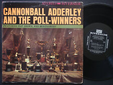 CANNONBALL ADDERLEY And The Poll-Winners WES MONTGOMERY RIVERSIDE 9355 US '65 DG