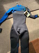 BNWT Men's Body Glove Mens CT Slant Zip 3/2mm Wetsuit Size Small