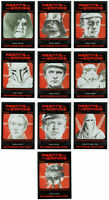 2014 Topps Chrome Perspectives Star Wars Agents of the Empire Poster 10 Card Set