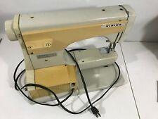 15 a  vintage viking Husqvarna  sewing machine    50 20