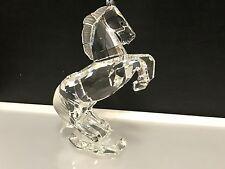 Swarovski Figurine White Stallion 4 5/16in Top Condition