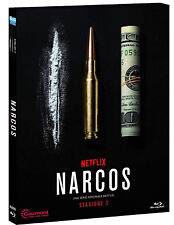 NARCOS - STAGIONE 3 LIMITED EDITION (4 DVD) TERZA SERIE TV NETFLIX