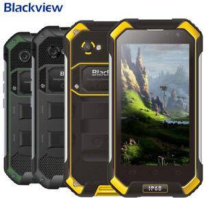 "Blackview BV6000 3GB+32GB Smartphone Robusto IP68 4G NFC 4,7"" Dual SIM Cellulari"