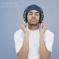 Craig David - Born To Do It NEW CD