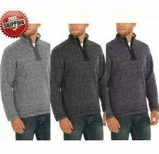 NEW!! Orvis Men's Brighton Quarter Zip Sweater Color & Size Variety