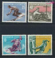 Liechtenstein 334-337 (kompl.Ausg.) postfrisch 1955 Sport (9063077