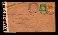 Ireland 1941 Censor Cover to USA - L11005